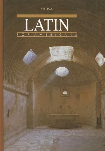 Latin for Americans 9780026460002