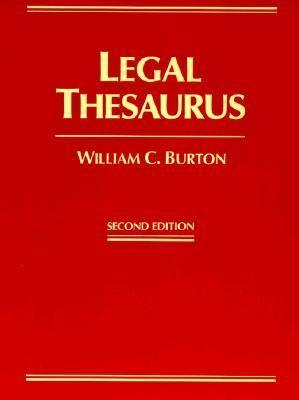 Legal Thesaurus