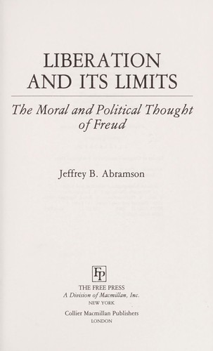 Liberation and Its Limits