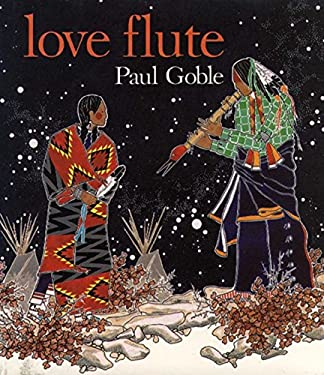 Love Flute: Story and Illustrations