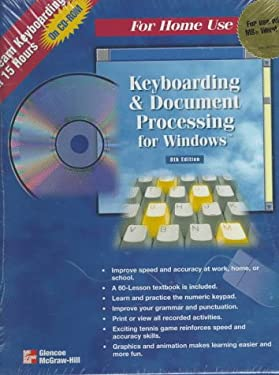 MS Word 6.0 to Accompany Keyboarding and Document Processing for Windows