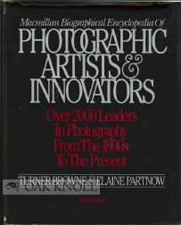 MacMillan Biographical Encyclopedia of Photographic Artists & Innovators