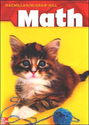 MacMillan/McGraw-Hill Math, Grade 1, Pupil Edition (Consumable)