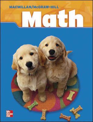 MacMillan/McGraw-Hill Math, Grade 2, Pupil Edition (2 Volume Consumable Set)