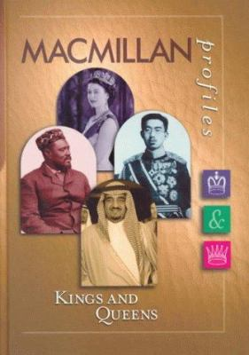 MacMillan Profiles: Kings & Queens (1 Vol.)