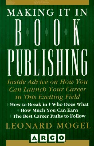 Making It in Book Publishing