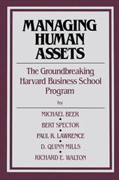Managing Human Assets