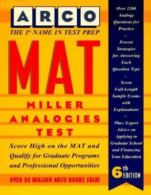 Mat, Miller Analogies Test