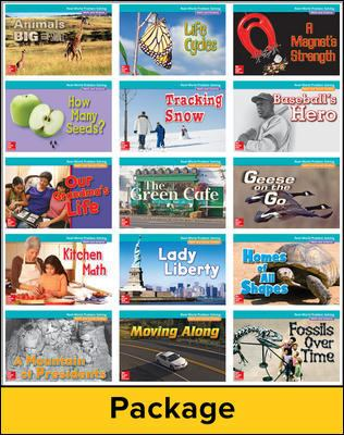 Math Connects, Grade 2, Real-World Problem Solving Readers Deluxe Package (on Level)