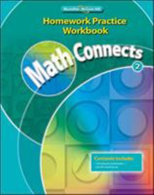 Math Connects Homework Practice Workbook Grade 2