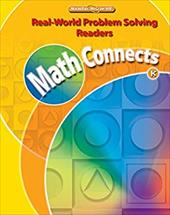 Math Connects, Kindergarten, Real-World Problem Solving Readers Big Book