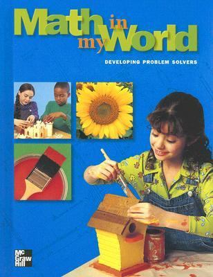 Math in My World: Developing Problem Solvers