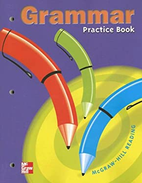 McGraw-Hill Reading Grammar Practice Book, Grade 4