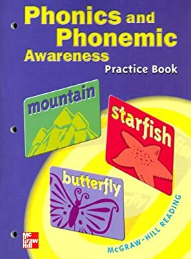 McGraw-Hill Reading Phonics and Phonemic Awareness Practice Book Grade 4