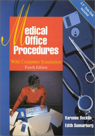 Medical Office Procedures: With Computer Simulation [With Disk]