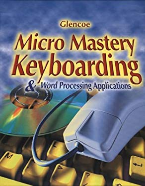 Micro Mastery Keyboarding & Word Processing Applications