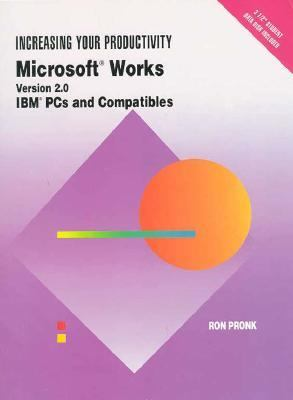 Microsoft Works: Version 2.0, IBM PC and Compatibles