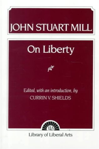 Mill: On Liberty