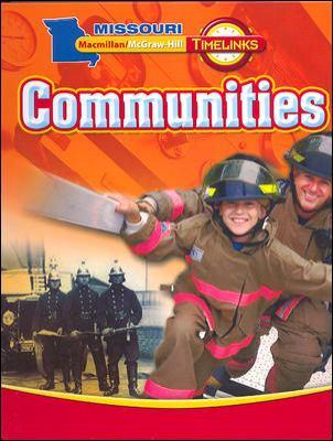 Mo, Timelinks, Grade 3, Communities Se