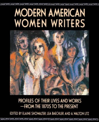 Modern American Women Writers 9780020820253