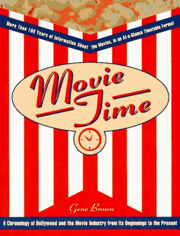 Movie Time: A Chronology of Hollywood and the Movie Industry