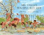 Mrs. Toggle's Beautiful Blue Shoe