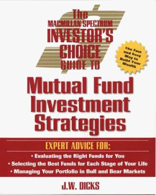 Mutual Fund Investment Strategies 9780028614410