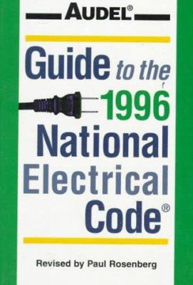 Audel Guide to the 1996 National Electrical Code