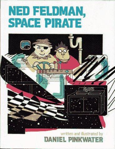 Ned Feldman, Space Pirate