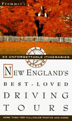 New England's Best-Loved Driving Tours