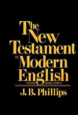 New Testament in Modern English-OE 9780025969704