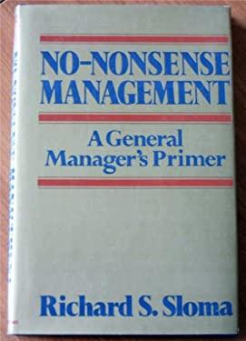 No-Nonsense Management