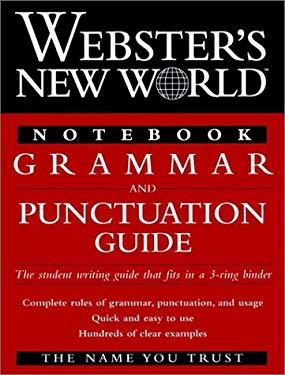 Notebook Grammar & Punctuation Guide