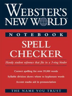 Notebook Spell Checker