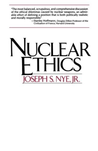 Nuclear Ethics 9780029230916