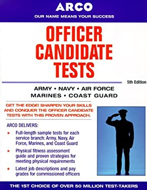 Officer Candidate 5e 9780028635439