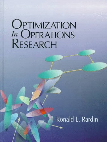 Optimization in Operations Research 9780023984150