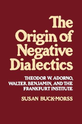 Origin of Negative Dialectics 9780029051504