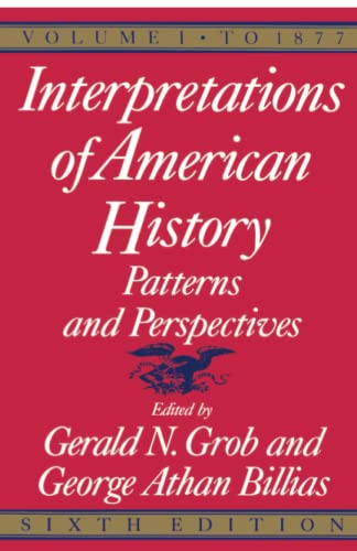 Patterns and Perspectives: To 1877