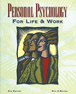 Personal Psychology for Life & Work