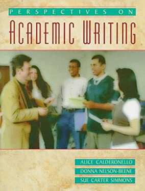 Perspectives on Academic Writing
