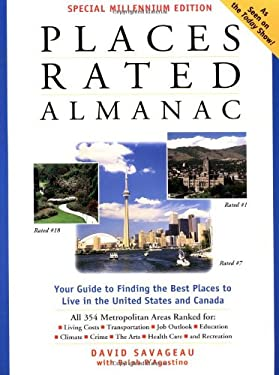 Places Rated Almanac, 1999
