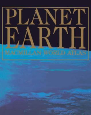 Planet Earth MacMillan World Atlas: With 1998 Wall Calendar