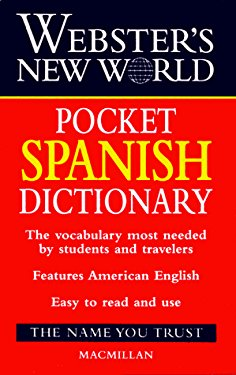 Pocket Spanish Dictionary: Spanish-English, English-Spanish 9780028623832
