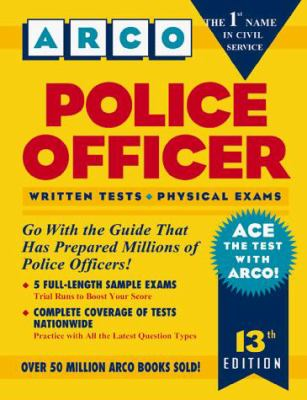 Police Officer: Written Tests, Physical Exams