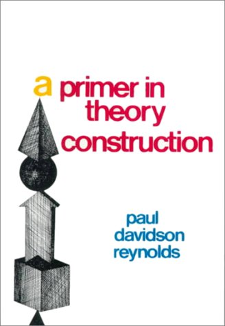 Primer in Theory Construction 9780023996009