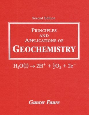 Principles and Applications of Geochemistry - 2nd Edition