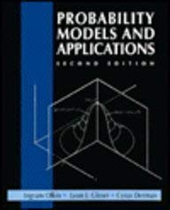 Probability Models and Applications