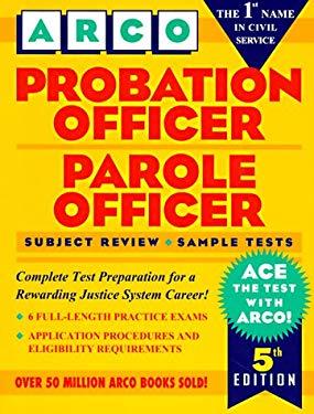 Probation Officer, Parole Officer
