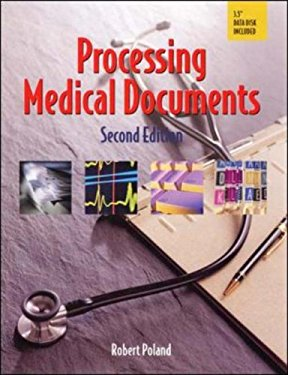 Processing Medical Documents 9780028047454